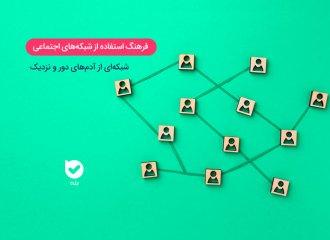 فرهنگ استفاده از شبکههای اجتماعی